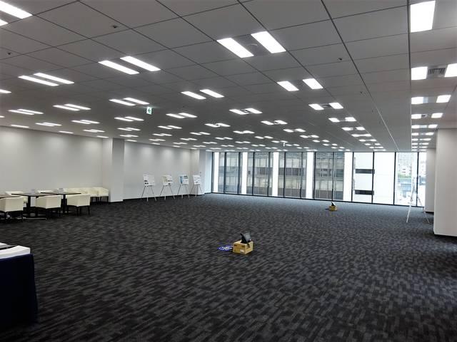 PMO東新橋 オフィスフロア