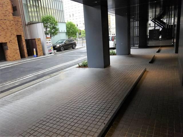 PMO東新橋 駐車場