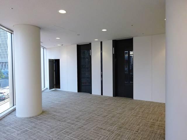 オーガード新宿 EVホール