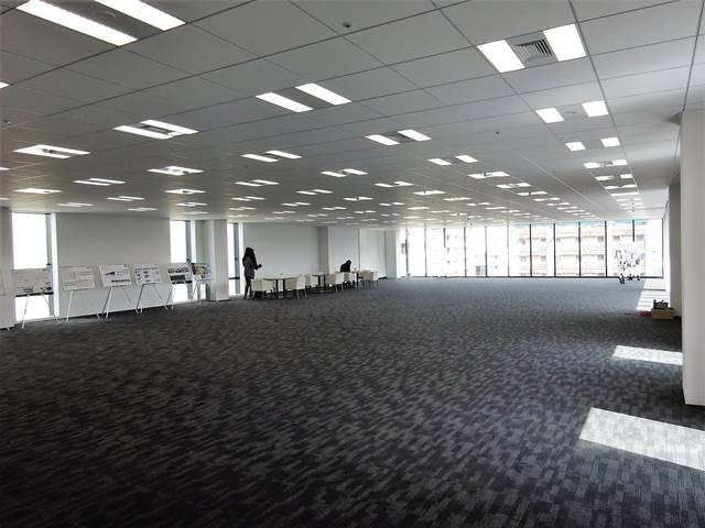 PMO八丁堀新川 オフィスフロア