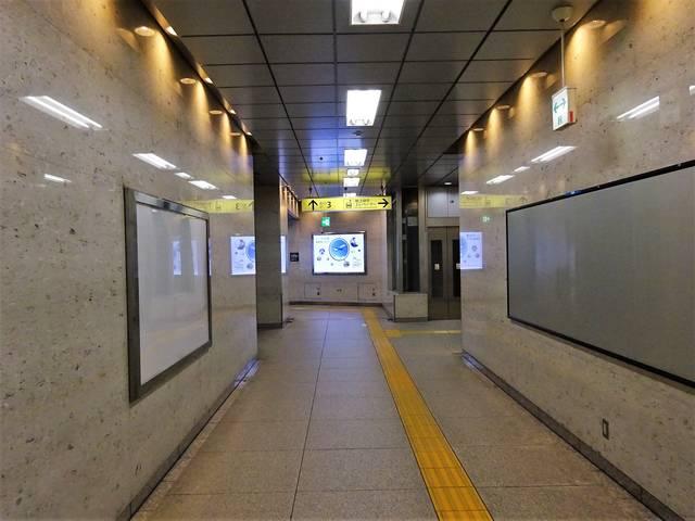 銀座線虎ノ門駅 直結