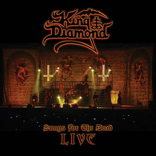 ライヴ映像作品 KING DIAMOND『Songs For The Dead Live』