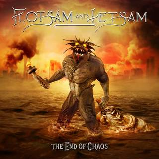 FLOTSAM AND JETSAM『The End Of Chaos』