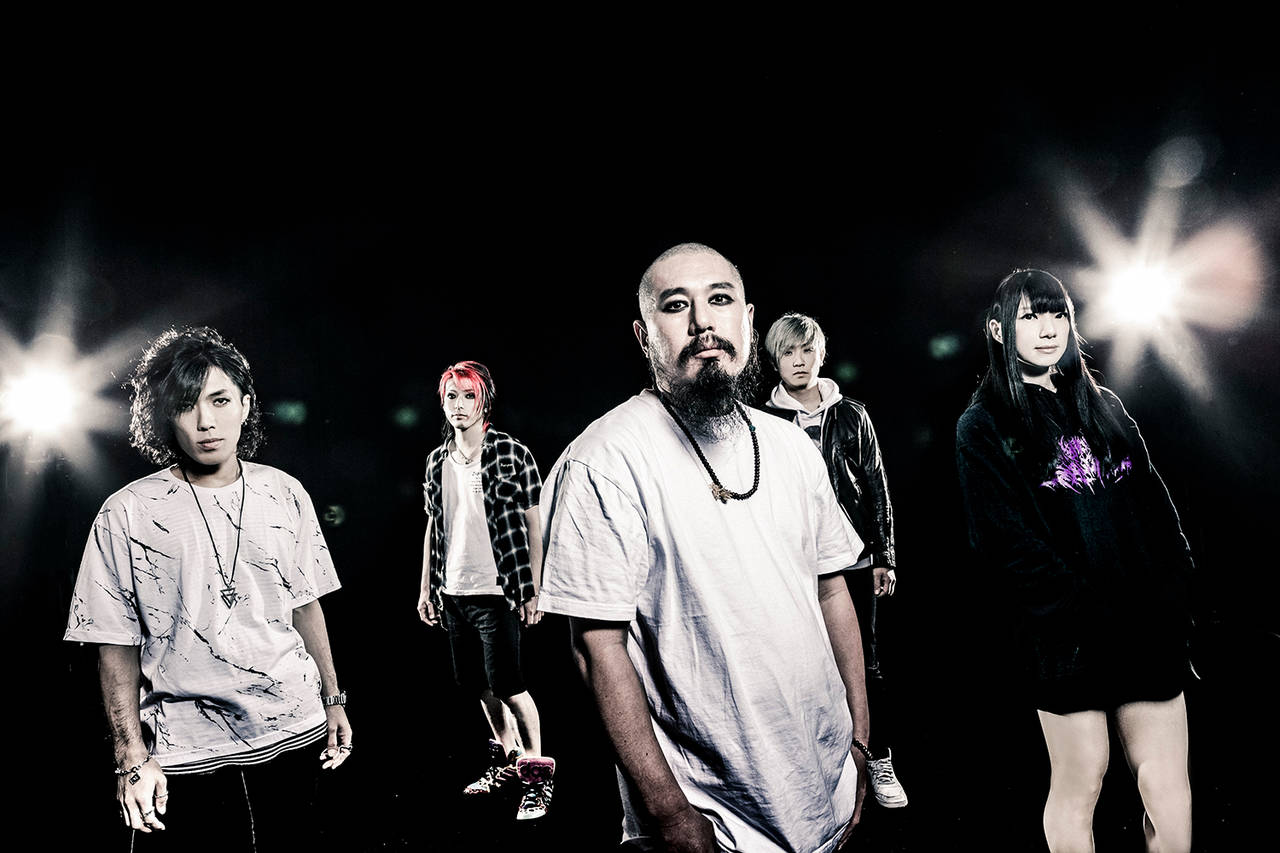 CHTHONIC 大阪公演にBLOOD STAIN CHILDがゲスト出演決定!