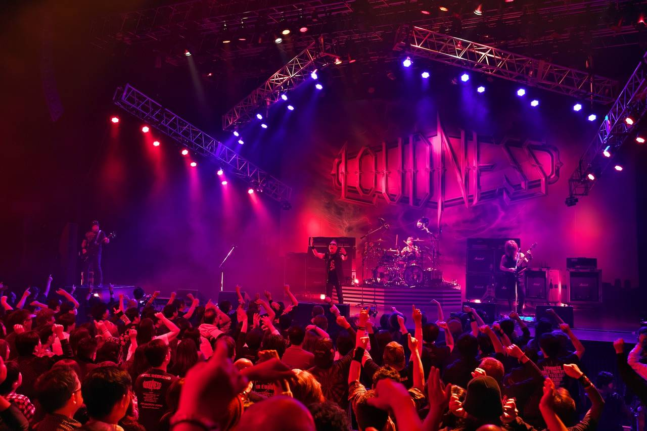 LOUDNESS World Tour 2018 RISE TO GLORY -RELOADED ライブレポート
