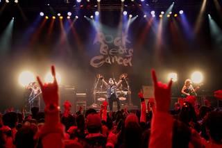 <ROCK BEATS CANCER Vol.6>完全レポート パート1