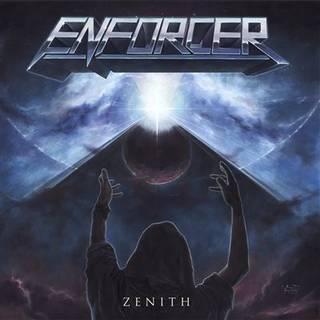 ENFORCERの5thアルバム『Zenith』は4/26リリース
