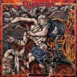 ギリシャ/スウェーデンのメロディックデスメタル8th NIGHTRAGE『Wolf To Man』