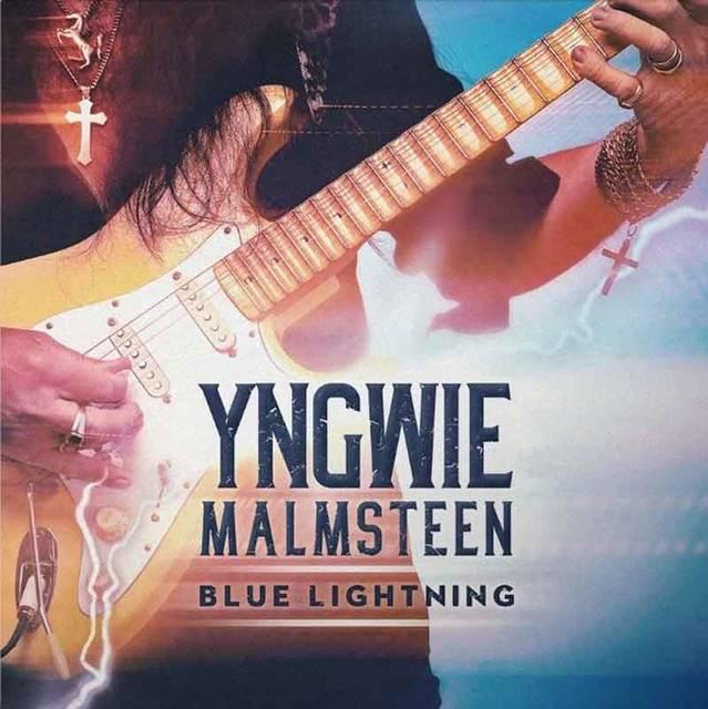 YNGWIE J. MALMSTEEN『Blue Lightning』