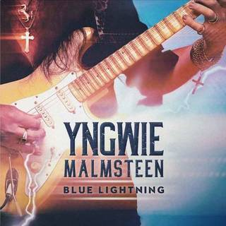 YNGWIE J. MALMSTEEN『Blue Lightning』
