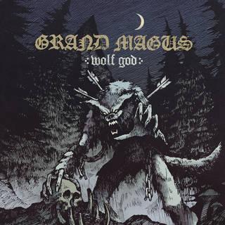 スウェーデンのヘヴィメタル・バンド、GRAND MAGUSが9thアルバム『Wolf God』4/19リリース