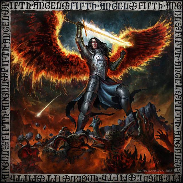 米シアトルのパワーメタル・バンド、FIFTH ANGELが「Stars Are Falling」のリリック・ビデオを公開