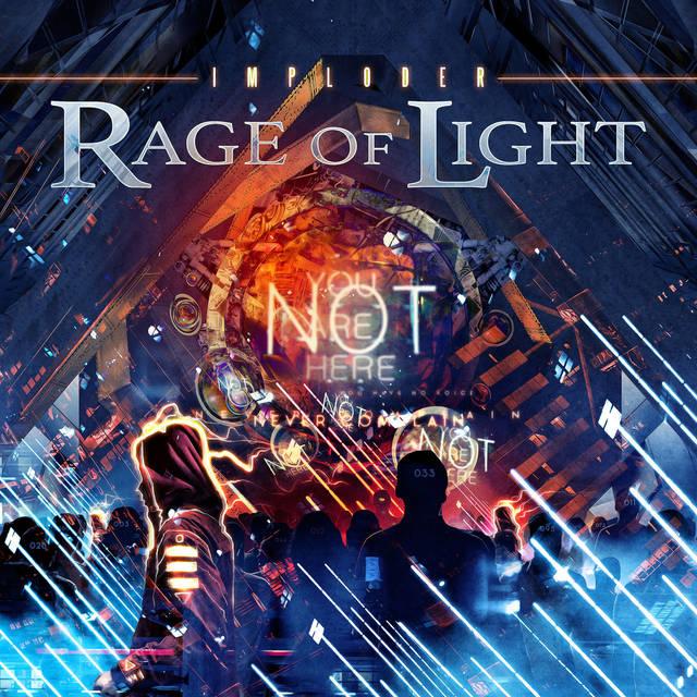 RAGE OF LIGHT『Imploder』