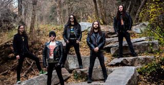 ソルトレイクシティのメタル・バンド、VISIGOTHが「Traitor's Gate」のMV公開
