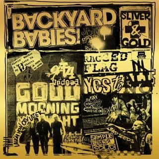 BACKYARD BABIES『Sliver&Gold』
