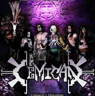 メキシコのアステカ・フォークメタル・バンド、CEMICANがM-Theory Audioと契約