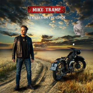 元WHITE LIONのシンガー、ソロ11th MIKE TRAMP『Stray From the Flock』