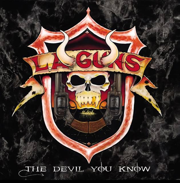 L.A. GUNS『The Devil You Know』