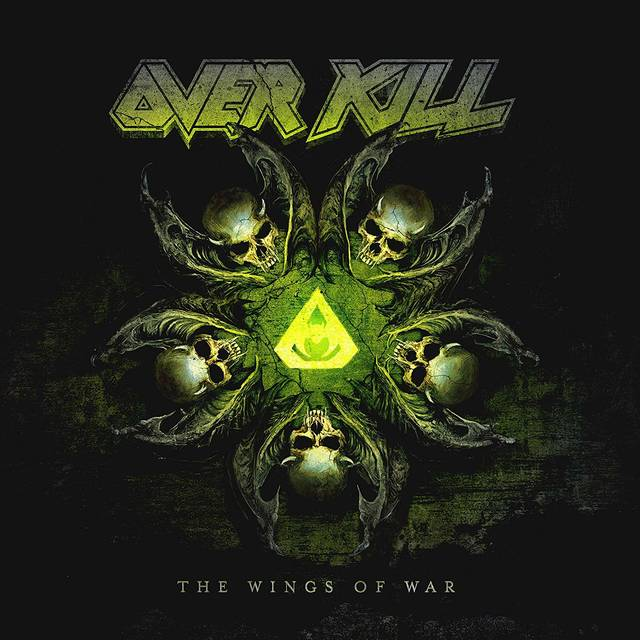 OVERKILL『The Wings Of War』