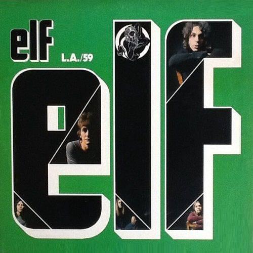 ELF『L.A. /59』<紙ジャケット仕様>