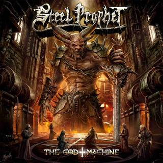 LAパワーメタル9th STEEL PROPHET『The God Machine』