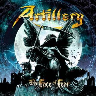 デンマーク代表スラッシュ・メタル9th ARTILLERY『The Face Of Fear』
