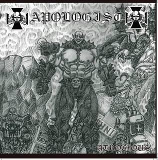 東京極悪ブラック・メタル、APOLOGISTが5枚目のアルバム「ATROCIOUS」をリリース
