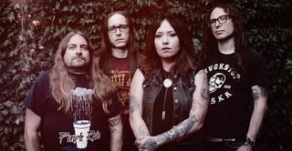 バージニア州リッチモンドのストーナーメタル・バンド、WINDHANDが「First To Die」のMV公開
