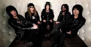 ロサンゼルスのハードロック・バンド、L.A.GUNSが新曲「Rage」をストリーミング公開