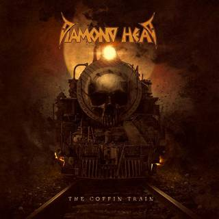 NWOBHMレジェンド8th DIAMOND HEAD『The Coffin Train』