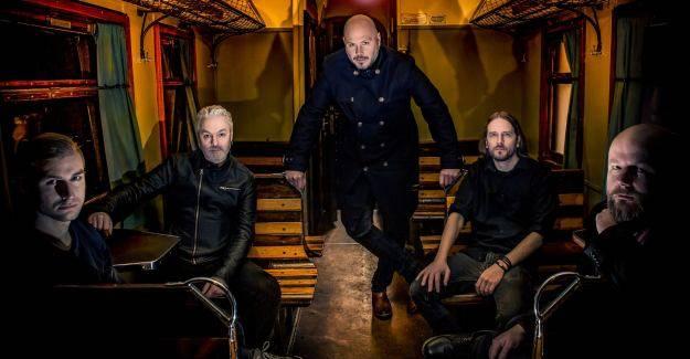 スウェーデンのエクストリーム・メタルバンド、SOILWORKが「Stålfågel」のライヴパフォーマンスビデオを公開