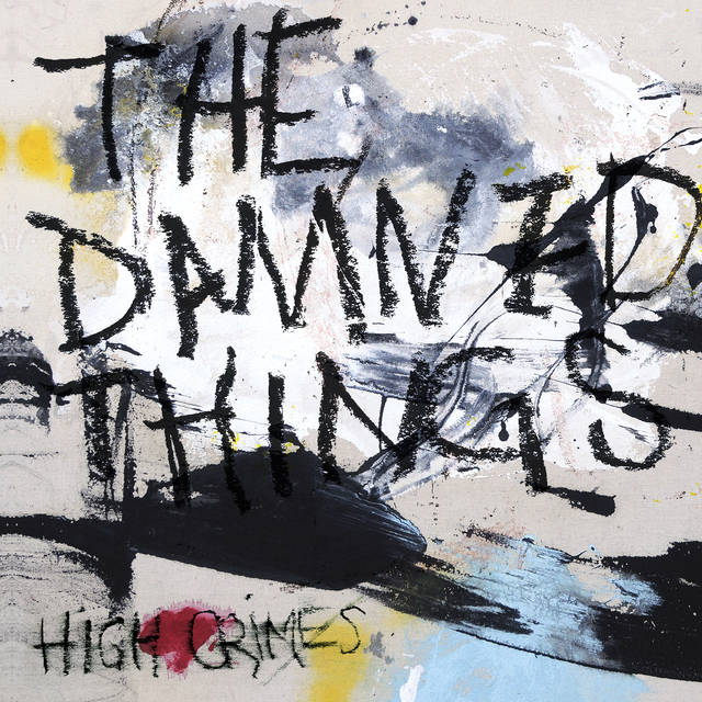 THE DAMNED THINGS『High Crimes』