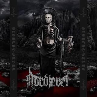 ノルウェー産ブラックメタル2nd NORDJEVEL『Necrogenesis』