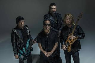 "LOUDNESS ""RISE TO GLORY"" アジアツアー決定!"