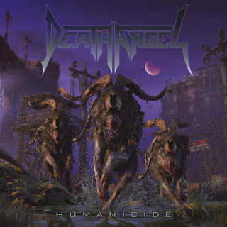 DEATH ANGEL『Humanicide』