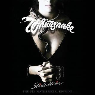 名作最新リマスター音源 WHITESNAKE『SLIDE IT IN - ULTIMATE SPECIAL EDITION』