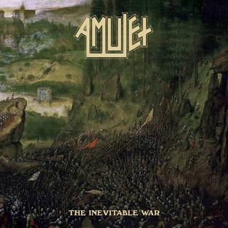 英国のNWOTHM2nd AMULET『The Inevitable War』