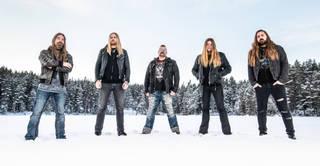 スウェーデンのパワーメタル・バンド、サバトンの9thアルバム『The Great War』は7月リリース