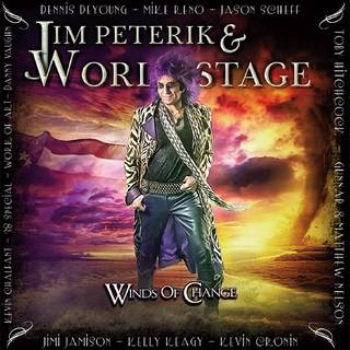 JIM PETERIK & WORLD STAGE『WINDS OF CHANGE』