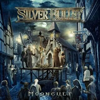 フィンランドよりシンフォニック・パワーメタル、日本デビュー作 SILVER BULLET『MOONCULT』