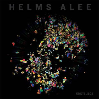 ヘヴィロックと美麗コーラス/ハーモニーの融合 HELMS ALEE『NOCTILUCA』