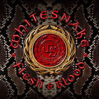 WHITESNAKE『Flesh&Blood』