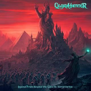 アングロスイス産パワーメタル3rd GLORYHAMMER『Legends From Beyond The Galactic Terrorvortex』