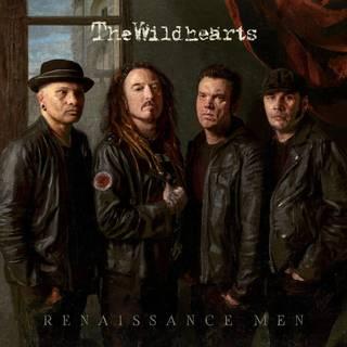 黄金期のラインナップによる新作 THE WiLDHEARTS『RENAISSANCE MEN』