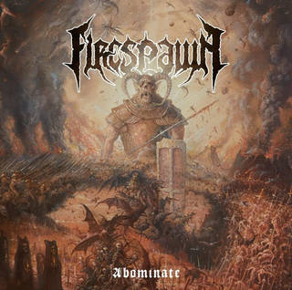スウェーデンのデスメタル・プロジェクト FIRESPAWN『Abominate』