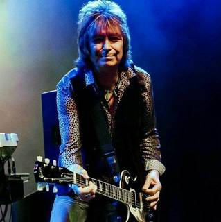 【訃報】UFOのギタリスト/キーボード奏者、ポール・レイモンドが死去