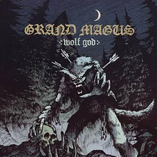 スウェディッシュ・ヘヴィ・メタル9th GRAND MAGUS『Wolf God』