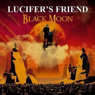 LUCIFER'S FRIEND『Black Moon』
