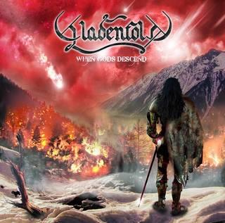 フィンランドの5人組による日本デビュー作 GLADENFOLD『When Gods Descend』