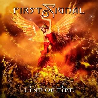 FIRST SIGNAL『Line Of Fire』